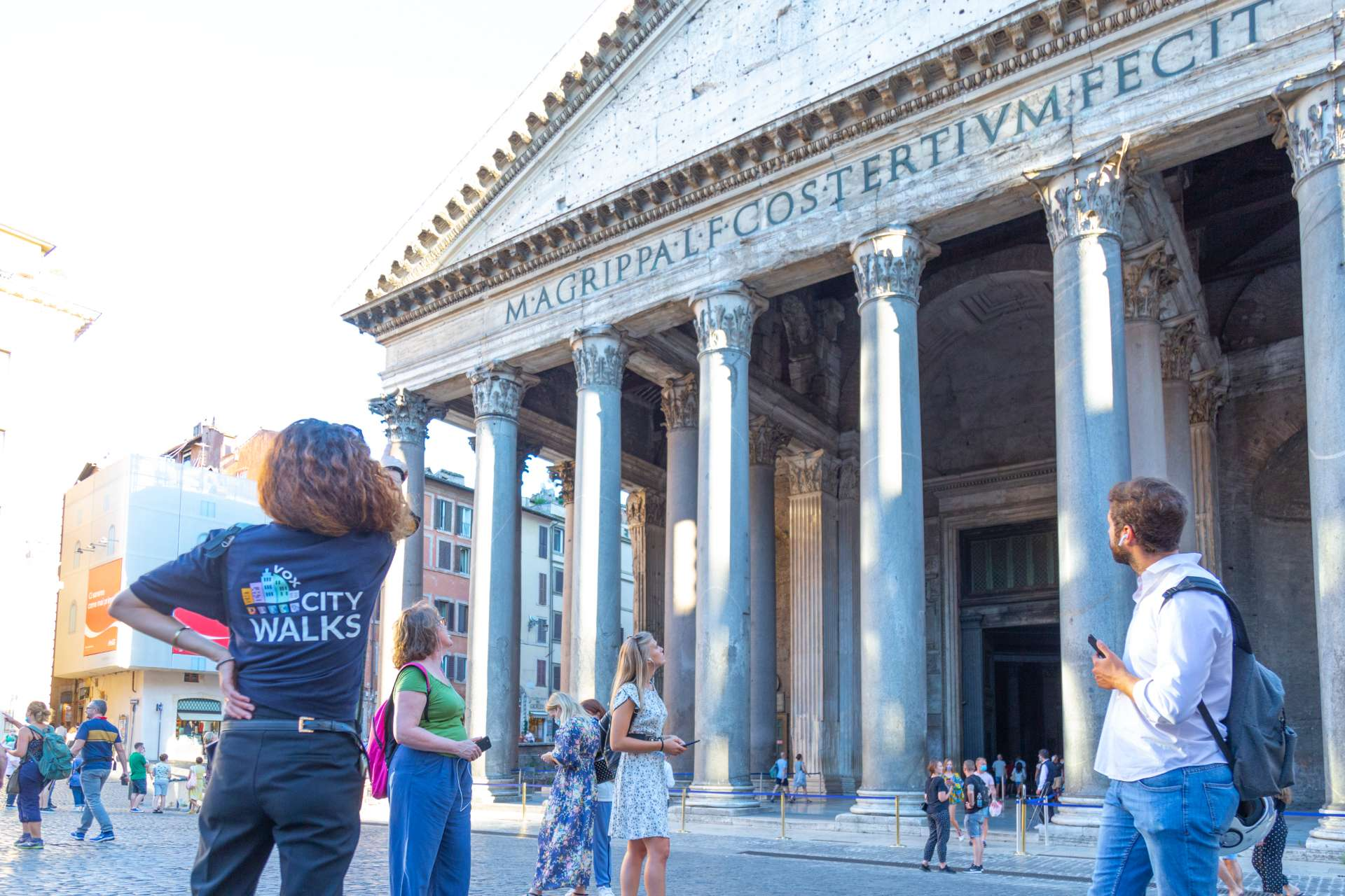 Vox City Walks Guide at Rome