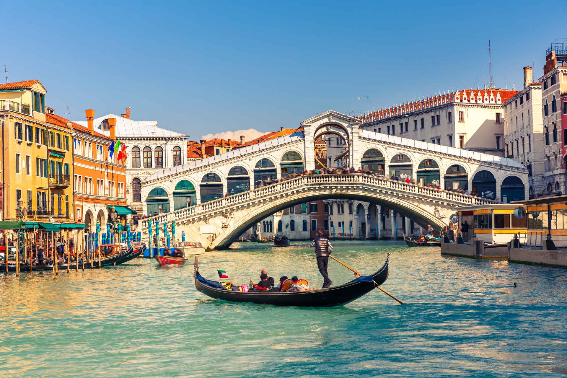 A Romantic Getaway to Venice