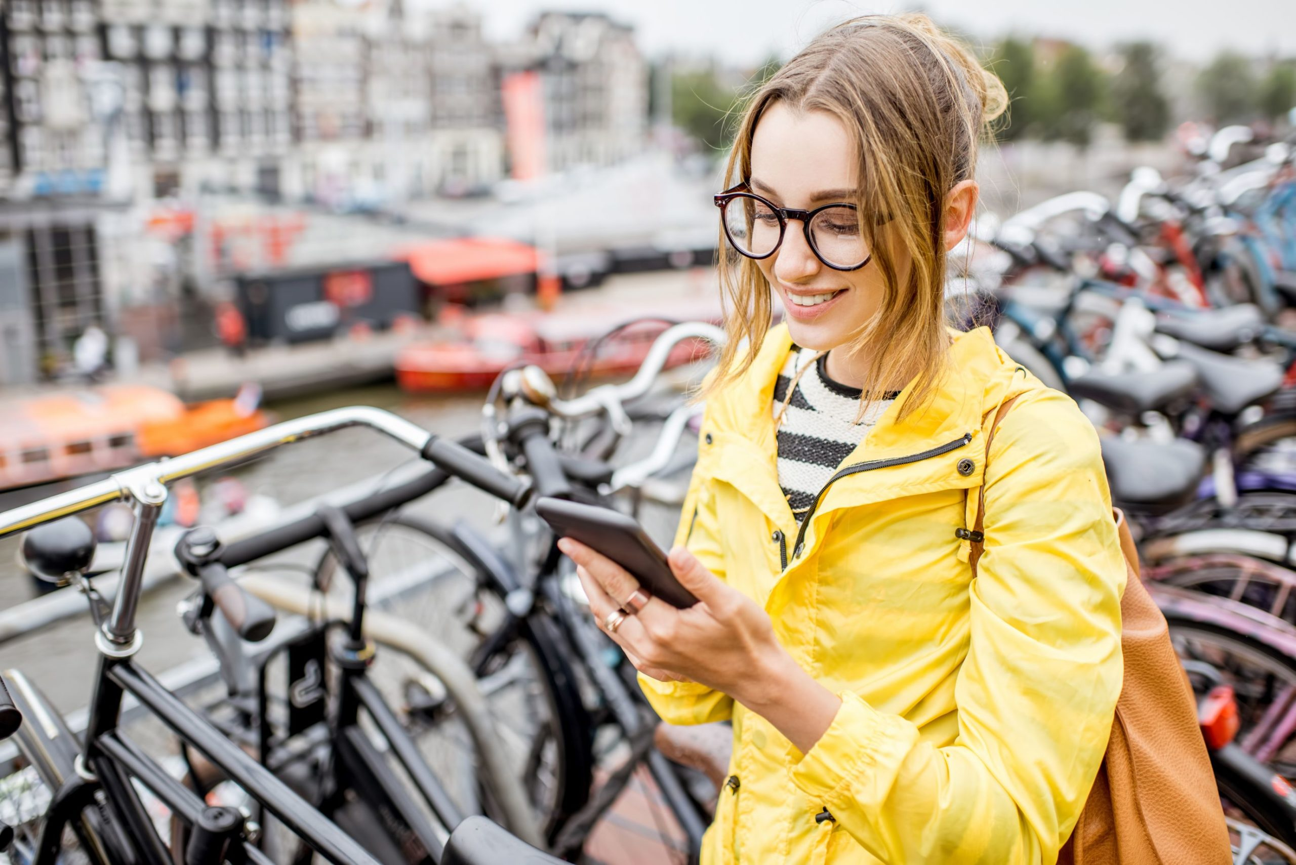 Self Guided Tour in Amsterdam